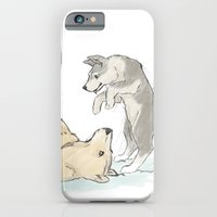 iPhone & iPod Case featuring Best Friends- Part 2 by Silent K Design