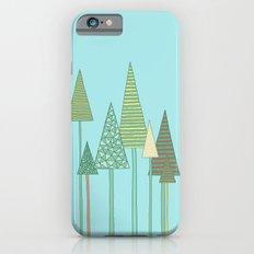 Spring Trees iPhone 6 Slim Case