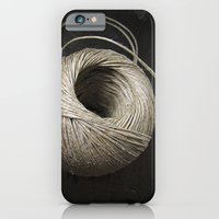 iPhone & iPod Case featuring bind by inourgardentoo