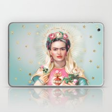 Saint Frida Kahlo Laptop & iPad Skin