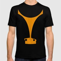 Silhouette Racers - McLa… Mens Fitted Tee Black SMALL
