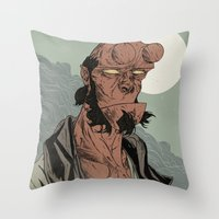 Anung Un Rama Throw Pillow