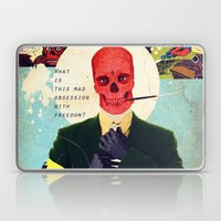 What Is This Mad Obsessi… Laptop & iPad Skin
