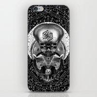 GRIMOIRE II iPhone & iPod Skin