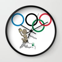 The Ring Wall Clock