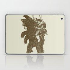Bearpoleon Laptop & iPad Skin