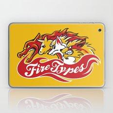 Team Fire Types Laptop & iPad Skin