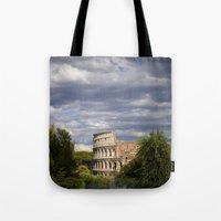 The Roman Colosseum  Tote Bag