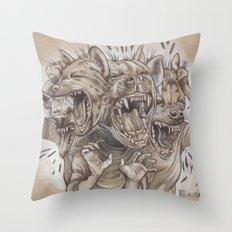 A Sense of Humor Throw Pillow