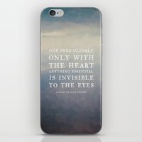 III. Anything Essential … iPhone & iPod Skin