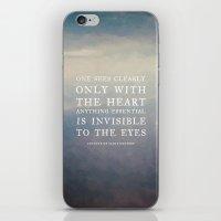 III. Anything Essential … iPhone & iPod Skin