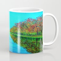 Fall Reflection Mug