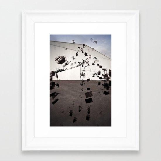Partsa Framed Art Print