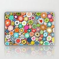 Millefiori Laptop & iPad Skin