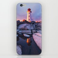 Absorb the Sunset iPhone & iPod Skin