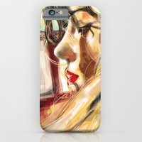 iPhone & iPod Case featuring Antonella by Juan Alonzo