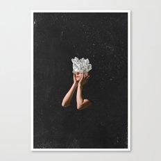 Crystal Visions I Canvas Print