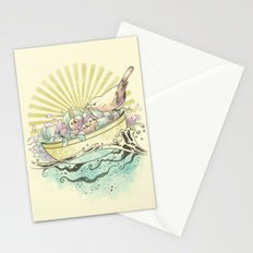 Unique Nesting Stationery Cards