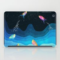 Come to reach the stars iPad Case