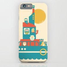 Owl Aboard iPhone 6 Slim Case