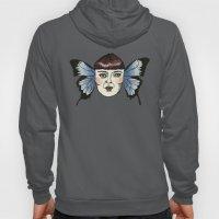butterfly lady. Hoody