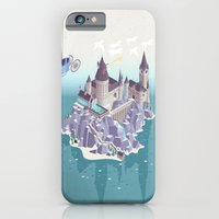 Hogwarts series (year 4: the Goblet of Fire) iPhone 6 Slim Case