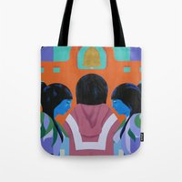 A Mission Tote Bag