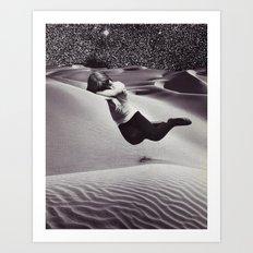 SNOOZE Art Print