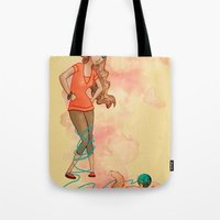 Tangled Trouble Tote Bag