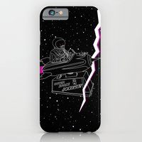 Space Journey iPhone 6 Slim Case