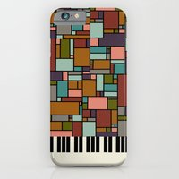 The Well-Tempered Clavier - Bach iPhone 6 Slim Case