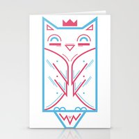Hoo! Stationery Cards
