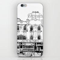 Porto III iPhone & iPod Skin