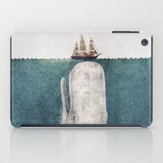 The Whale - vintage  iPad Case
