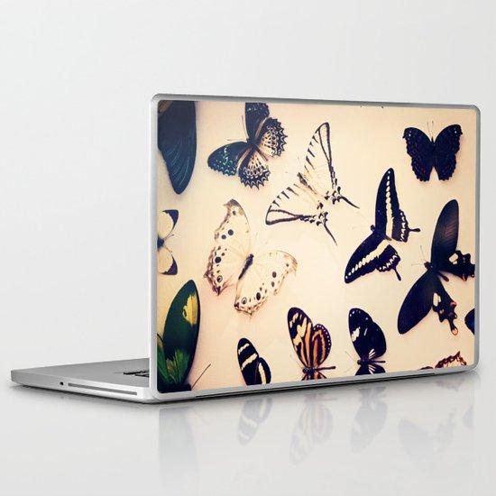 Butterfly Study Laptop & iPad Skin