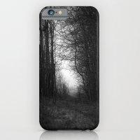 In The Deep Dark Forest.… iPhone 6 Slim Case