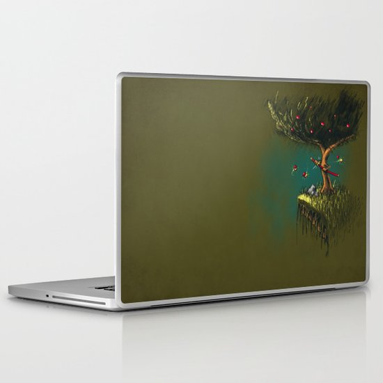 Apple Ninja Laptop & iPad Skin