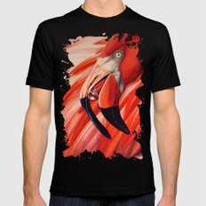 The Bullet Mens Fitted Tee Black SMALL