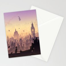 Wind's In The East... Stationery Cards
