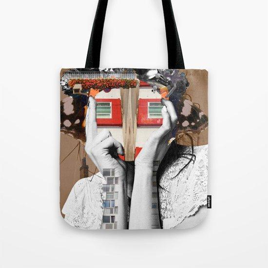 Crazy Woman - Lisa Lara Bella Tote Bag