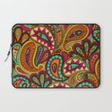 Basic Paisley  Laptop Sleeve