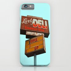The old deli Slim Case iPhone 6s