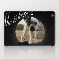 My dog Kira  iPad Case
