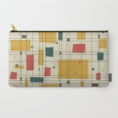 Mid-Century Modern Carry-All Pouch