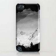 Snowy Isolation iPod touch Slim Case