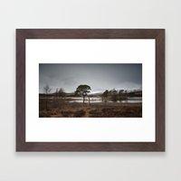 Achna Ba Framed Art Print