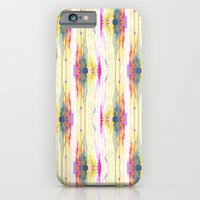 iPhone & iPod Case featuring Melt Colors Series: Eye by Bruna Bier Giordano