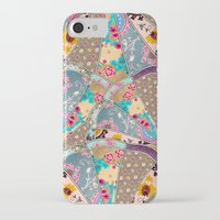 drive iPhone & iPod Cases featuring SEEING SOUND by Bianca Green