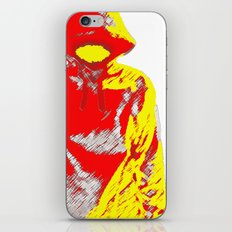 the Space iPhone & iPod Skin