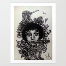 Nature By Davy Wong Art Print